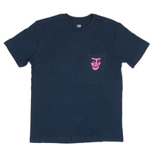 View the Obey The Creeper T-Shirt - Navy from the T-Shirts clothing range online today from Boarderline