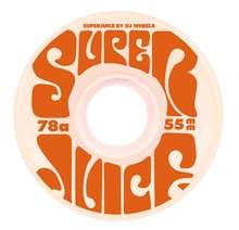 View the OJ Wheels Mini Super Juice - 55mm from the Wheels clothing range online today from Boarderline