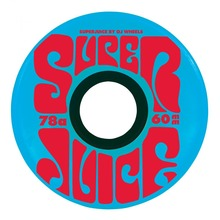 View the OJ Wheels Super Juice - 60mm from the Wheels clothing range online today from Boarderline