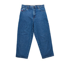 View the Polar Big Boy Jeans - Blue from the Jeans & Pants clothing range online today from Boarderline