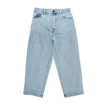 View the Polar Big Boy Jeans - Light Blue from the Jeans & Pants clothing range online today from Boarderline
