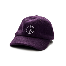 View the Polar Boiled Wool Cap - Aubergine from the Snapbacks, 6 Panel Caps clothing range online today from Boarderline