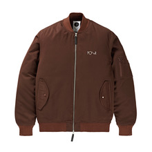 View the Polar Bomber Jacket - Bronze from the Jackets clothing range online today from Boarderline