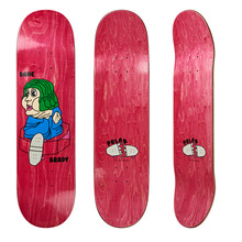 "View the Polar Dane Bacon Hair Deck - 8.375"" from the Decks clothing range online today from Boarderline"