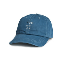 View the Polar Dane Doodle Cap - Blue from the Snapbacks, 6 Panel Caps clothing range online today from Boarderline