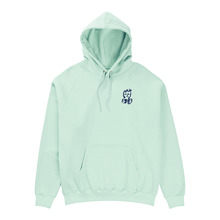 View the Polar Doodle Hood Kevin - Dusty Aqua from the Hoods and Crews clothing range online today from Boarderline