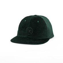 View the Polar Flat Corduroy Cap - Dark Green from the Snapbacks, 6 Panel Caps clothing range online today from Boarderline