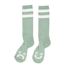 View the Polar Happy/Sad Classic Socks - White/Black from the Socks clothing range online today from Boarderline