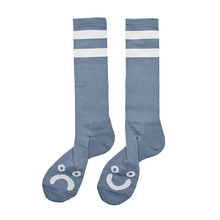View the Polar Happy/Sad Socks - Powder Blue from the Socks clothing range online today from Boarderline