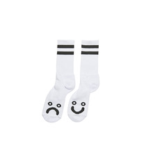 View the Polar Happy/Sad Socks - White from the Socks clothing range online today from Boarderline
