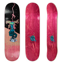 "View the Polar Hjalte Dragon Snake Deck - 8.5"" from the Decks clothing range online today from Boarderline"