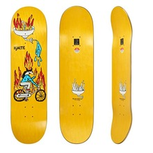 View the POLAR HJALTE HALBERG FIRE RIDE DECK - 8.25 from the Decks clothing range online today from Boarderline