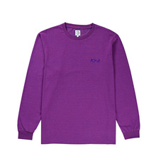 View the Polar Micro Stripe Longsleeve - Blue/Fuchsia from the T-Shirts clothing range online today from Boarderline