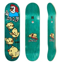 View the POLAR OSKAR ROZENBERG CHICKEN MAMA DECK - 8.25 from the Decks clothing range online today from Boarderline