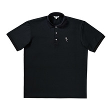 View the Polar PSC Pique Polo Shirt - Black from the T-Shirts clothing range online today from Boarderline