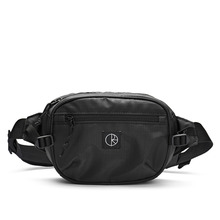 View the Polar Skate Co Ripstop Hip Bag - Black from the Accessories clothing range online today from Boarderline
