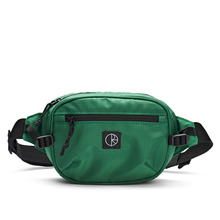 View the Polar Skate Co Ripstop Hip Bag - Green from the Accessories clothing range online today from Boarderline