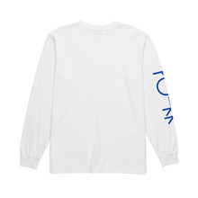 View the Polar Script Long Sleeve - White from the T-Shirts clothing range online today from Boarderline