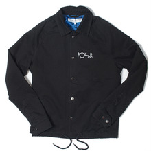 Polar Skate Co. Coach Jacket - Black