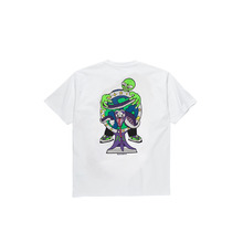 View the POLAR SKATE CO ALIEN T-SHIRT - WHITE  from the T-Shirts clothing range online today from Boarderline