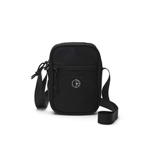 View the Polar Skate Co Cordura Mini Dealer Bag - Black from the Belts & Wallets clothing range online today from Boarderline
