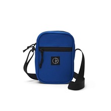 View the Polar Skate Co Cordura Mini Dealer Bag - Royal Blue from the Belts & Wallets clothing range online today from Boarderline