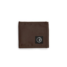 View the Polar Skate Co Cordura Wallet - Brown from the Belts & Wallets clothing range online today from Boarderline