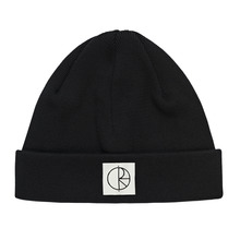 View the Polar Skate Co Cotton Beanie - Black from the Beanies clothing range online today from Boarderline