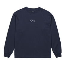 View the Polar Skate Co Default Long Sleeve - Navy from the T-Shirts clothing range online today from Boarderline