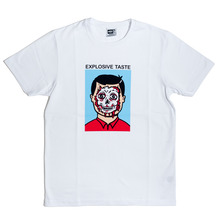 Polar Skate Co Explosive T-Shirt - White