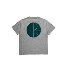 View the POLAR SKATE CO FILL LOGO T-SHIRT - HEATHER GREY from the T-Shirts clothing range online today from Boarderline
