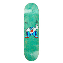 View the Polar Skate Co Hjalte Halberg Falling Down Deck - 8.5 from the Decks clothing range online today from Boarderline