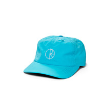 View the Polar Skate Co Lightweight Cap - Cyan from the Snapbacks, 6 Panel Caps clothing range online today from Boarderline