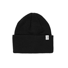 View the Polar Skate Co Merino Beanie - Black from the Beanies clothing range online today from Boarderline