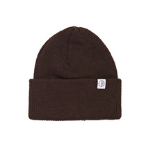 View the Polar Skate Co Merino Beanie - Brown from the Beanies clothing range online today from Boarderline