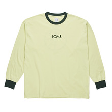 View the Polar Skate Co Offside Long Sleeve - Seafoam from the T-Shirts clothing range online today from Boarderline