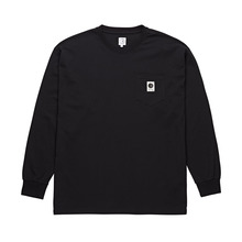 View the Polar Skate Co Pocket Long Sleeve - Black from the T-Shirts clothing range online today from Boarderline