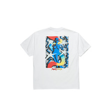 View the Polar Skate Co Queen T-Shirt - White from the T-Shirts clothing range online today from Boarderline
