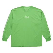 View the Polar Skate Co Racing Long Sleeve - Apple from the T-Shirts clothing range online today from Boarderline