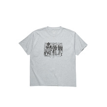 View the Polar Skate Co TK T-Shirt - Sport Grey from the T-Shirts clothing range online today from Boarderline