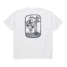 View the Polar Skate Co World Ending T-Shirt - White from the T-Shirts clothing range online today from Boarderline