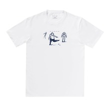 View the Polar Skate Doodle T-Shirt - White from the T-Shirts clothing range online today from Boarderline