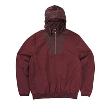 View the Polar Skate Golf Club Pullover Jacket 2.0 - Burgundy from the Jackets clothing range online today from Boarderline