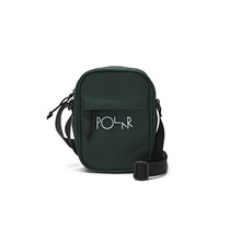 View the Polar Skate Mini Dealer Bag - Dark Green from the Belts & Wallets clothing range online today from Boarderline