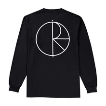 View the Polar Stroke Logo Longsleeve - Black from the T-Shirts clothing range online today from Boarderline