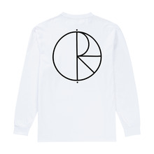 View the Polar Stroke Logo Longsleeve - White from the T-Shirts clothing range online today from Boarderline