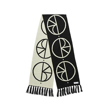 View the Polar Stroke Logo Scarf - Black from the Beanies clothing range online today from Boarderline