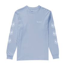 View the Polar Three Faces Longsleeve - Powder Blue from the T-Shirts clothing range online today from Boarderline
