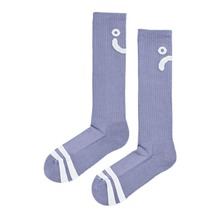 View the Polar Upside Down Happy/Sad Socks - Cosmic Lavender from the Socks clothing range online today from Boarderline