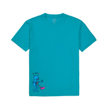 View the Polar X Ron Chatman TV Kid T-Shirt - Turquoise from the T-Shirts clothing range online today from Boarderline